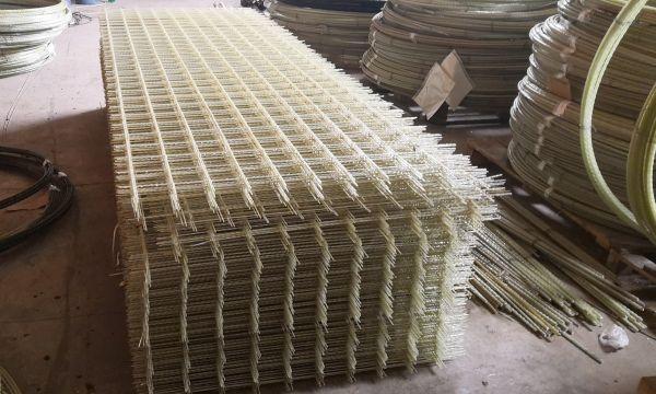 Листы стеклопластиковой сетки