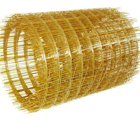 Стеклопластиковая сетка Ø 4мм, 50x50